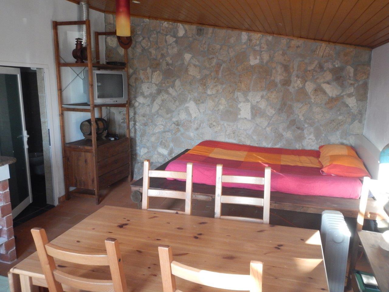 Einzimmeraspartment für den Urlaub in Portugal