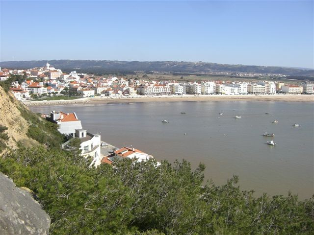 Sao Martinho do Porto, Urlaub in Portugal, Ferienunterkunft.