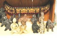 台湾、タイなどの人形