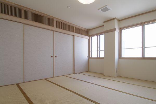 富丘浄苑 新館和室
