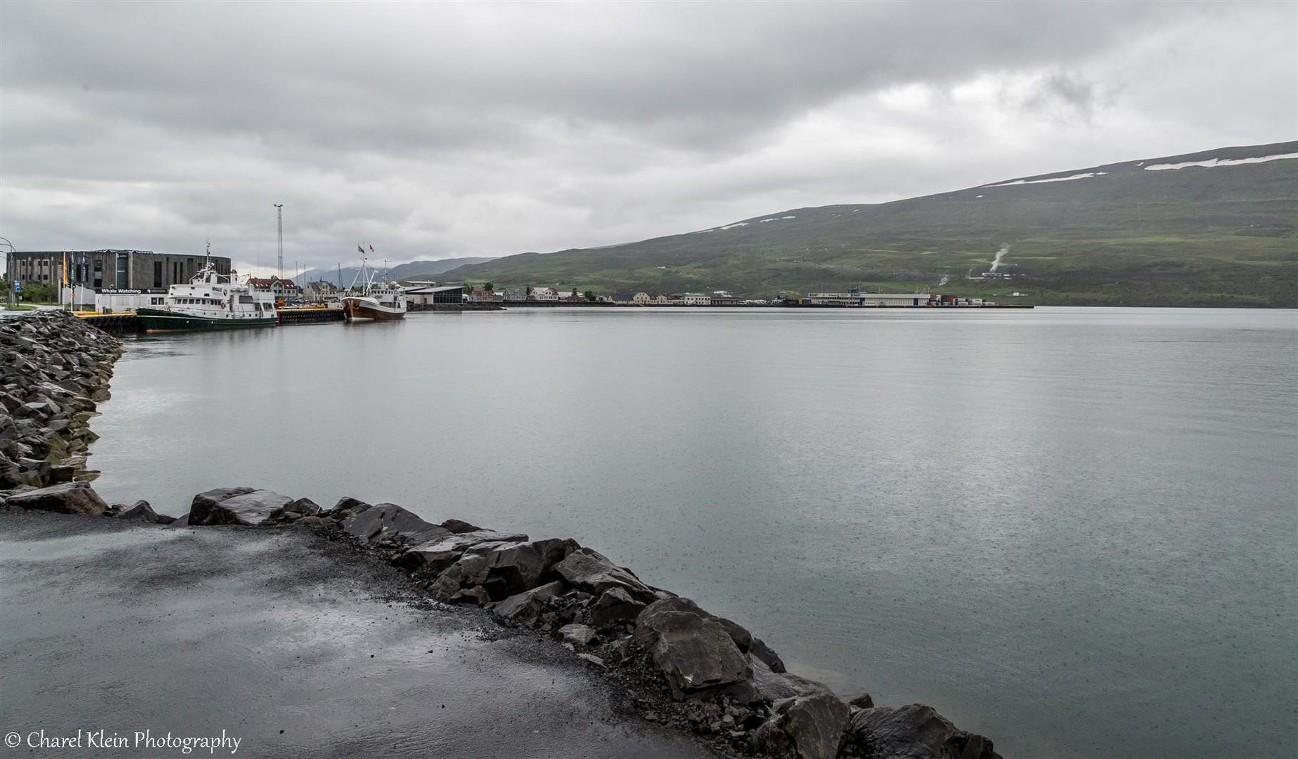 Akureyri fjord