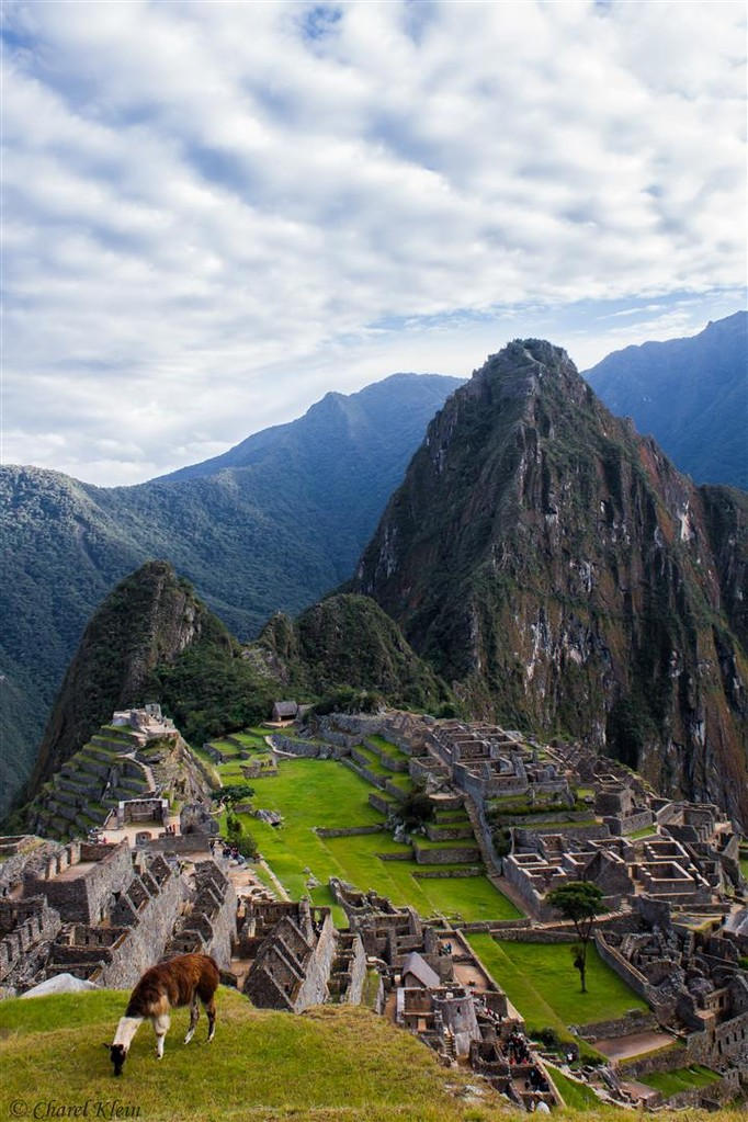 Machu Picchu  -- Peru / Centro De Rescate Taricaya