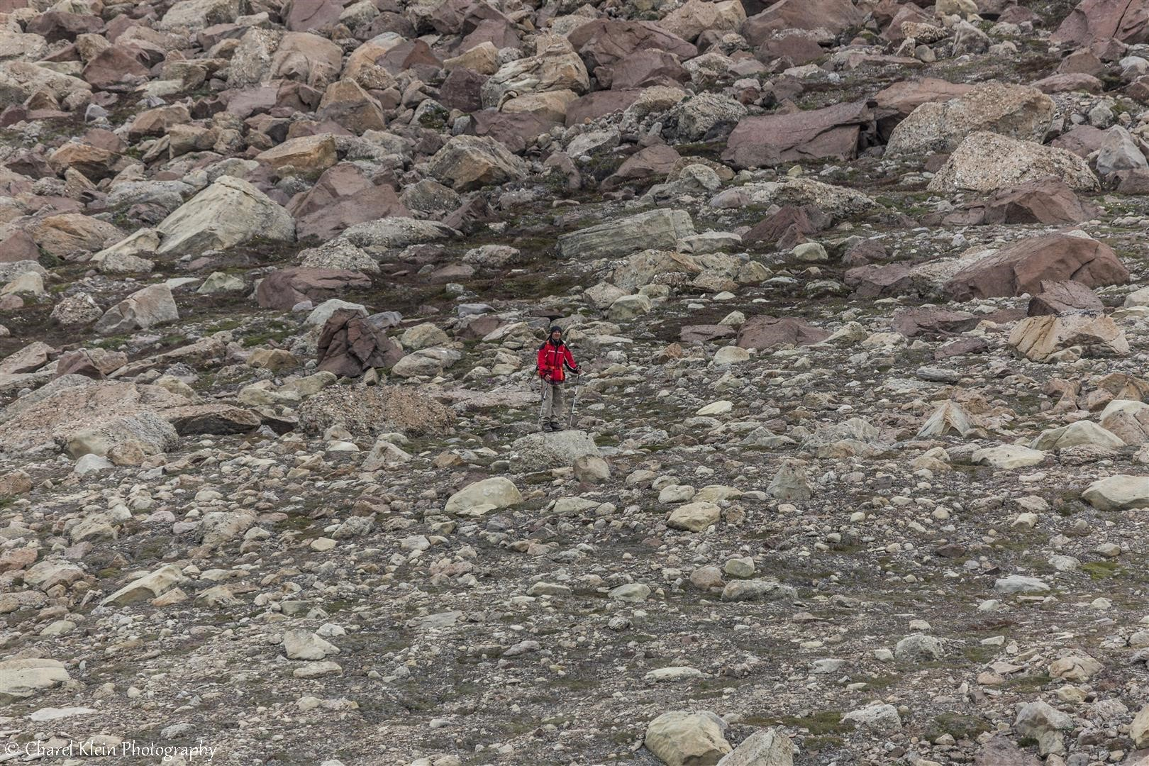 Fjord walk
