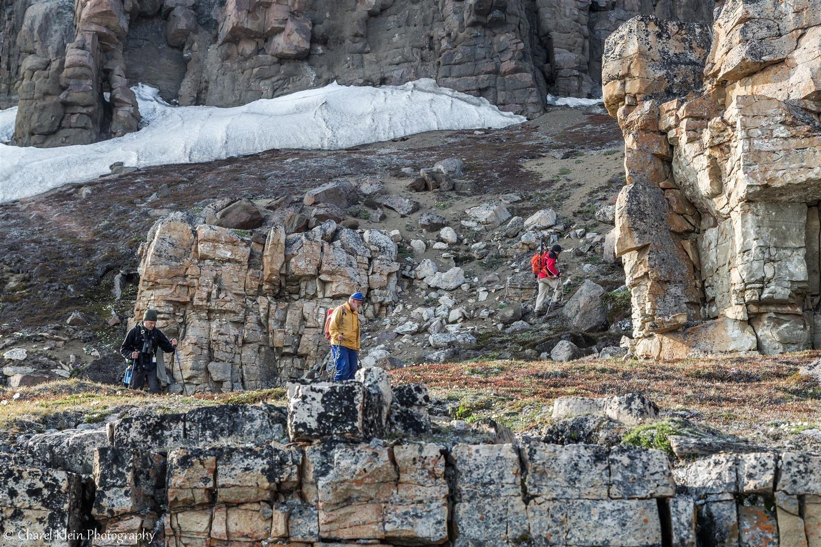 Exploring the Kong Oscar Fjord