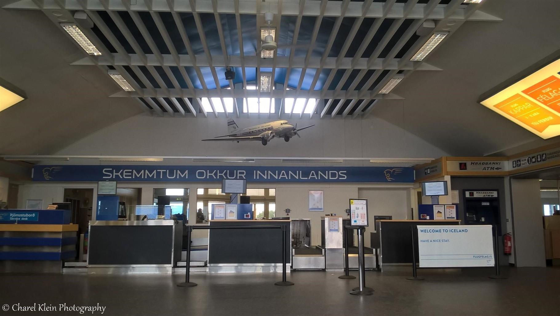 Airport Reykjavik