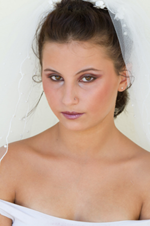 Maquillage : La Mariée