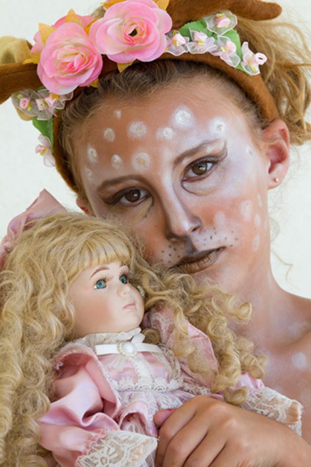 Maquillage de la Biche