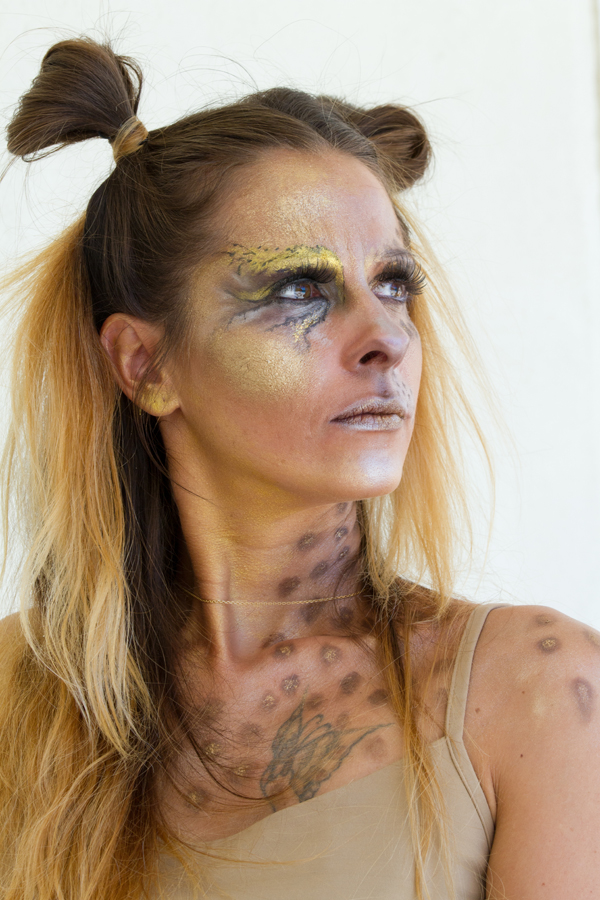 Maquillage Animalier D'Art'Ly