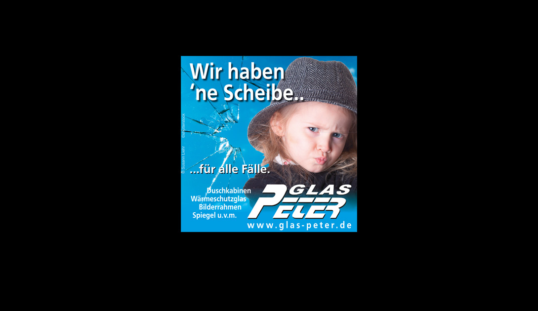 "Glas Peter Giveaway ""Parkscheibe"""