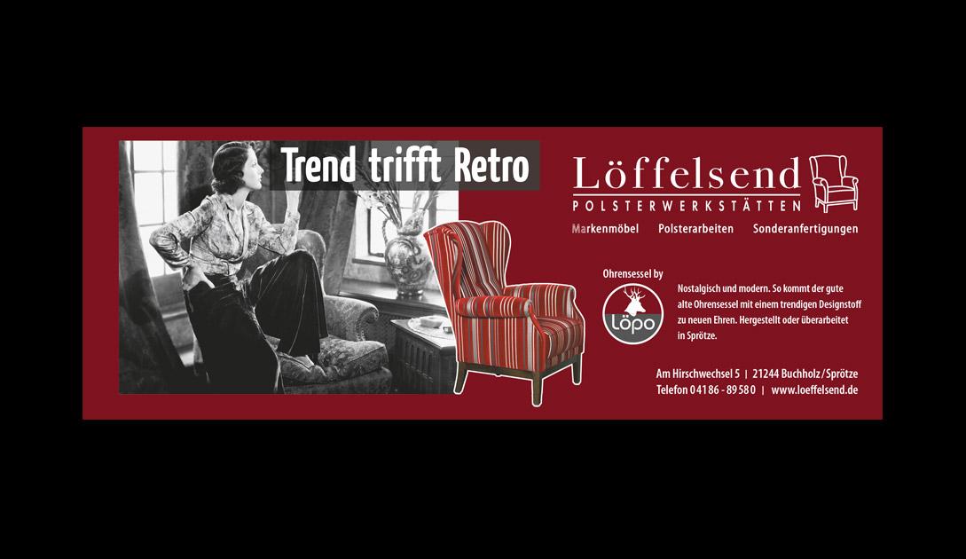 Imageanzeige für die Firma Löffelsend, Nordheide Wochenblatt