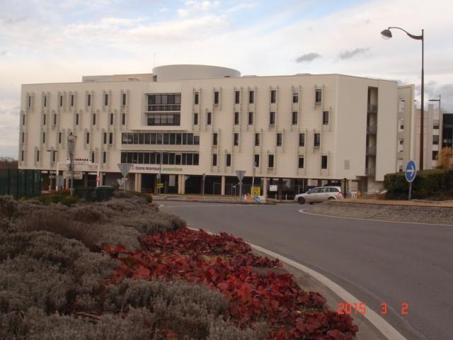 Centre Hospitalier Jacques Coeur à Bourges (18)