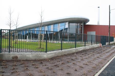Centre aquatique - ATHIS MONS (91)