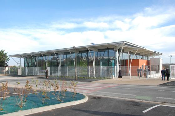 Salle multi-sport Aéroport - BOURGES (18)