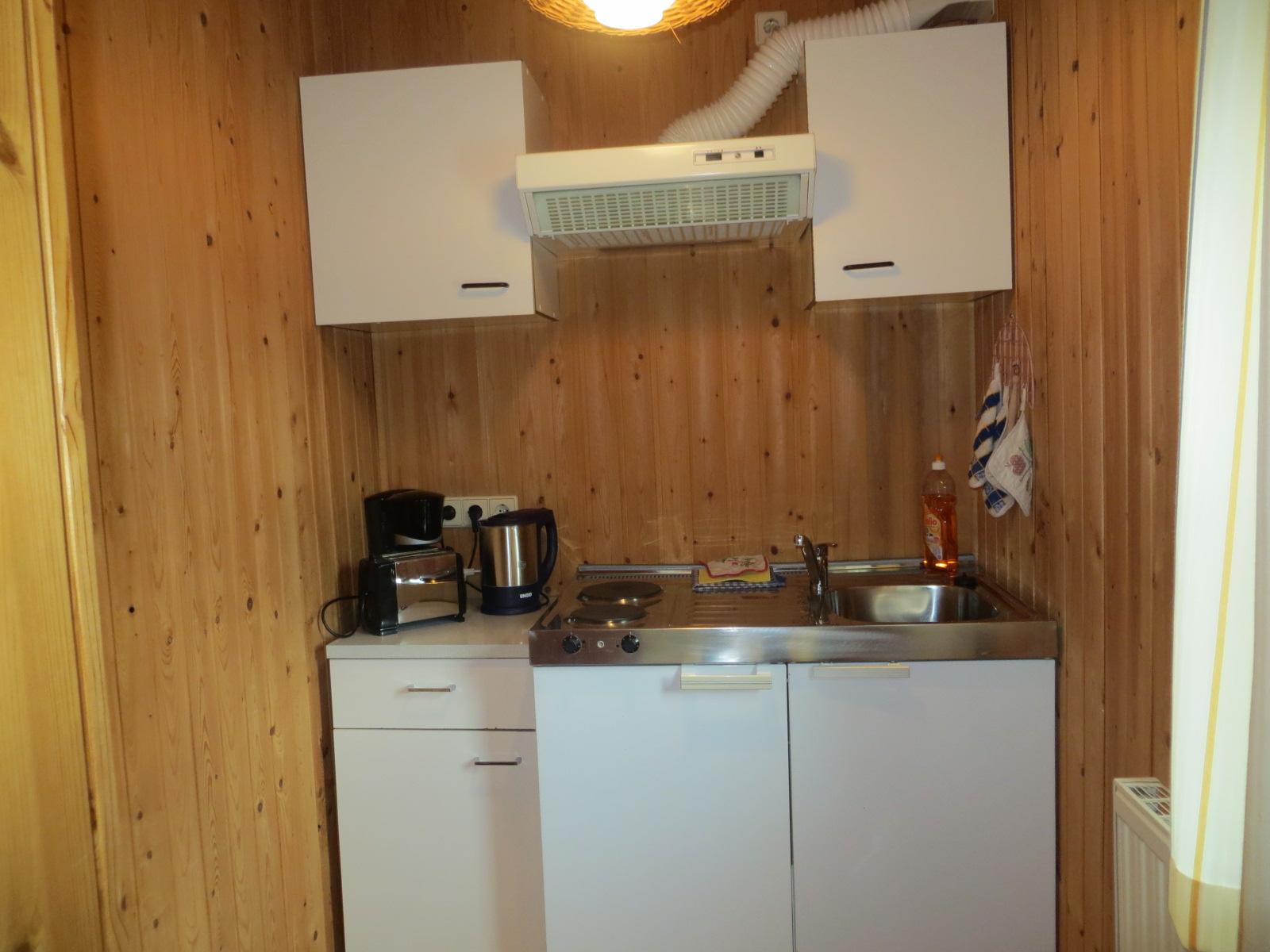 1 Zimmer- Apartment - Haus beim Sepp