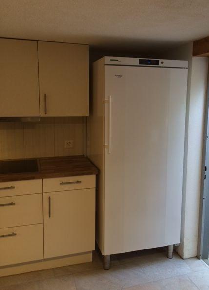 Unser neuer, grosser Kühlschrank