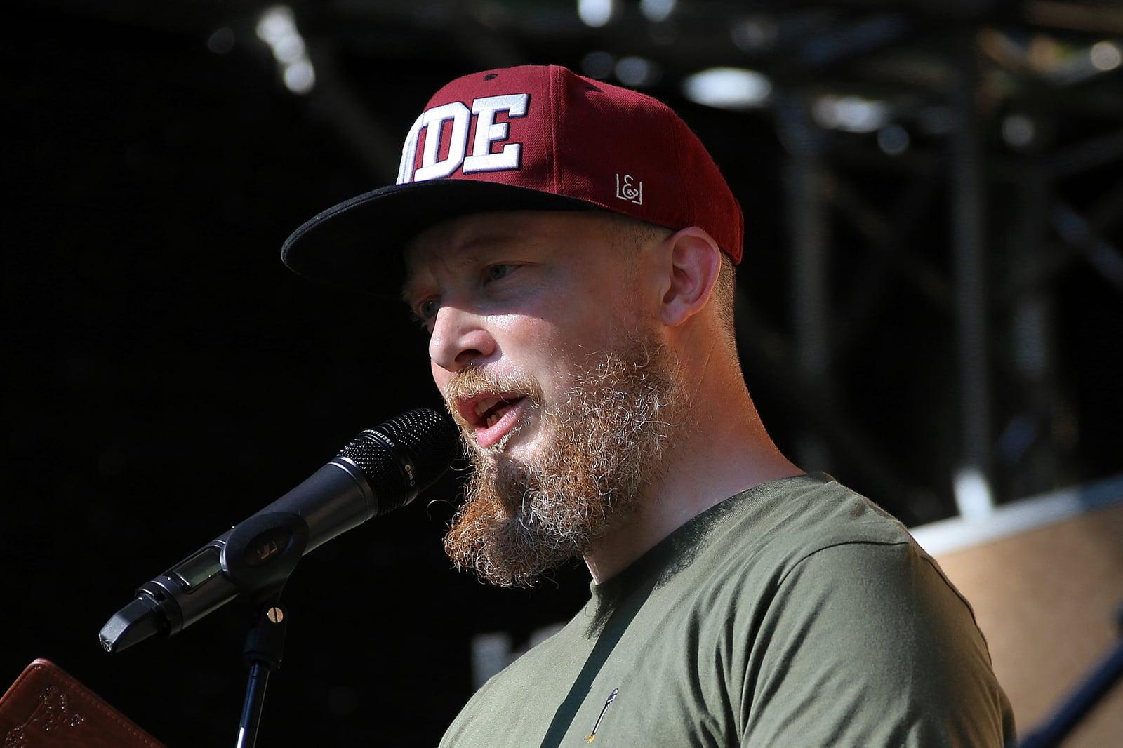 Poetry Slam mit Jan Cönig
