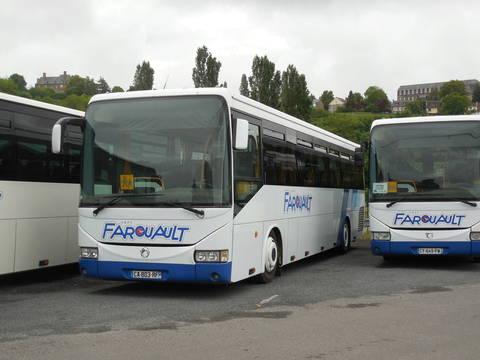 Cars Farouault Ecole Maupas Percy-en-Normandie
