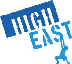 Kletterhalle High East