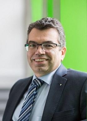 Prof. Dr. Matthias Willems, Präsident der Technischen Hochschule Mittelhessen