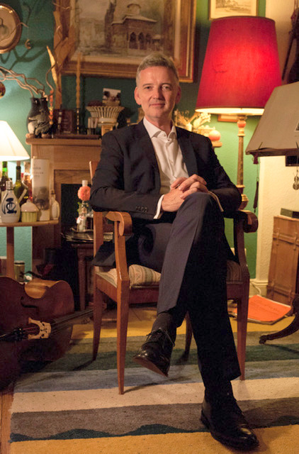 Univ.-Prof. Manuel Fischer-Dieskau, Cellist, Mainz