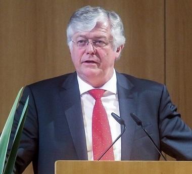 Pfr. Friedhelm Pieper, Evangelischer Präsident des Deutschen Koordinierungsrates der Gesellschaften für christlich-jüdische Zusammenarbeit, Bad Nauheim