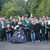 Kreisschützenfest Schützenverein Thalitter
