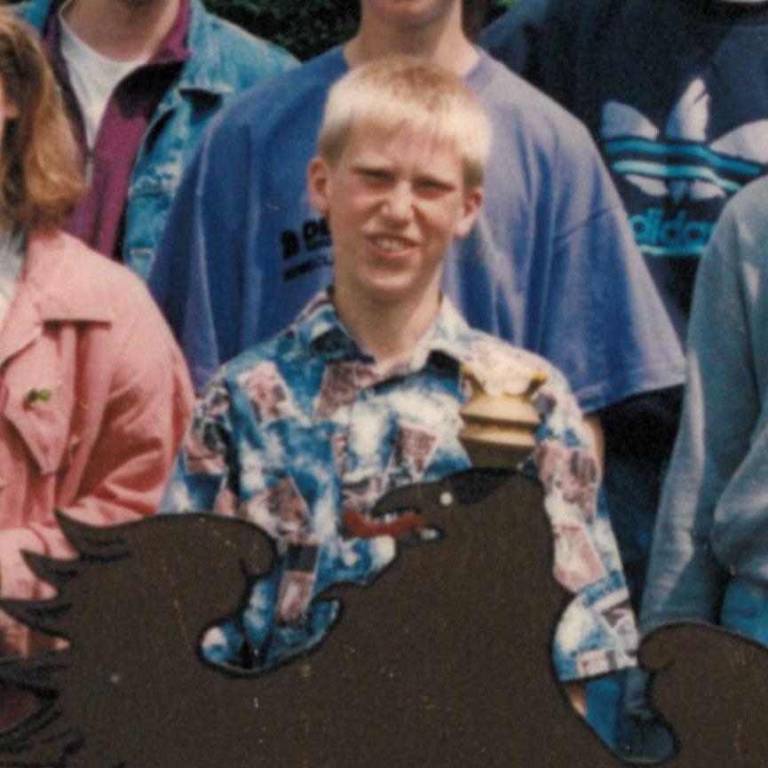 Jugendkönig 1992 Jörg Mankel