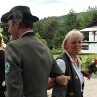 Schützenfest Schmittlotheim Beate Costenaro und Reiner Jakobi