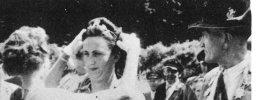Königspaar 1958 Heinrich Dauber und Katharine Nebel