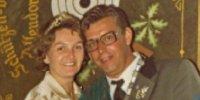 Königspaar 1980 Friedrich Schmidt und Elisabeth Kramer