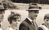 Königspaar 1966 Helmut Seipp und Frieda Gärtner