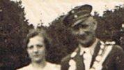Königspaar 1938 Wilhelm Heß und Helene Steber