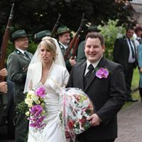Michael Zahn und Johanna Lichtenfels