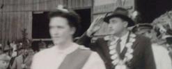 Königspaar 1953 Heinrich Heß und Amalie Weber