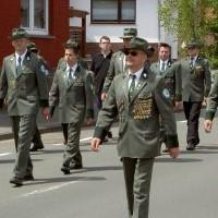 Festzug 100-Jahre Schützenverein Allendorf Eder