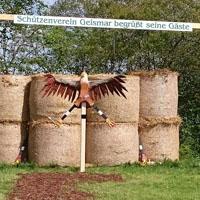 Vogelschießen in Geismar