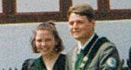 Jugendkönigspaar 1997 Gino Huft und Diana Bring