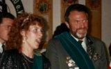 Königspaar 1989 Gerhard Kurp und Birgit Hofmann