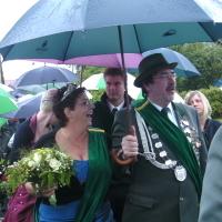Kreisschützefest Bromskirchen Michael Kollek und Karin Vogeler