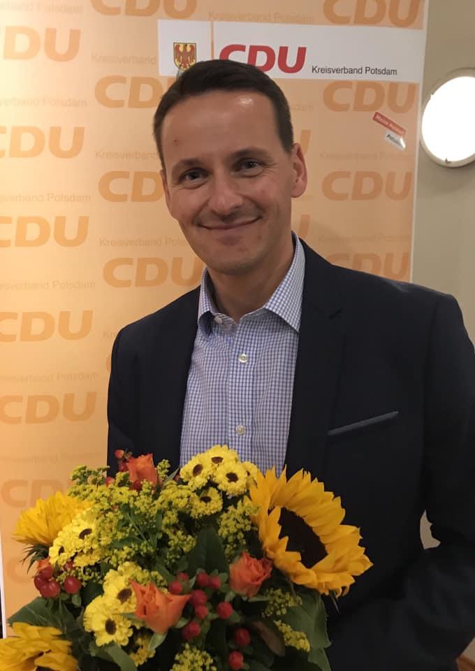 Nominierung als Landtagskandidat