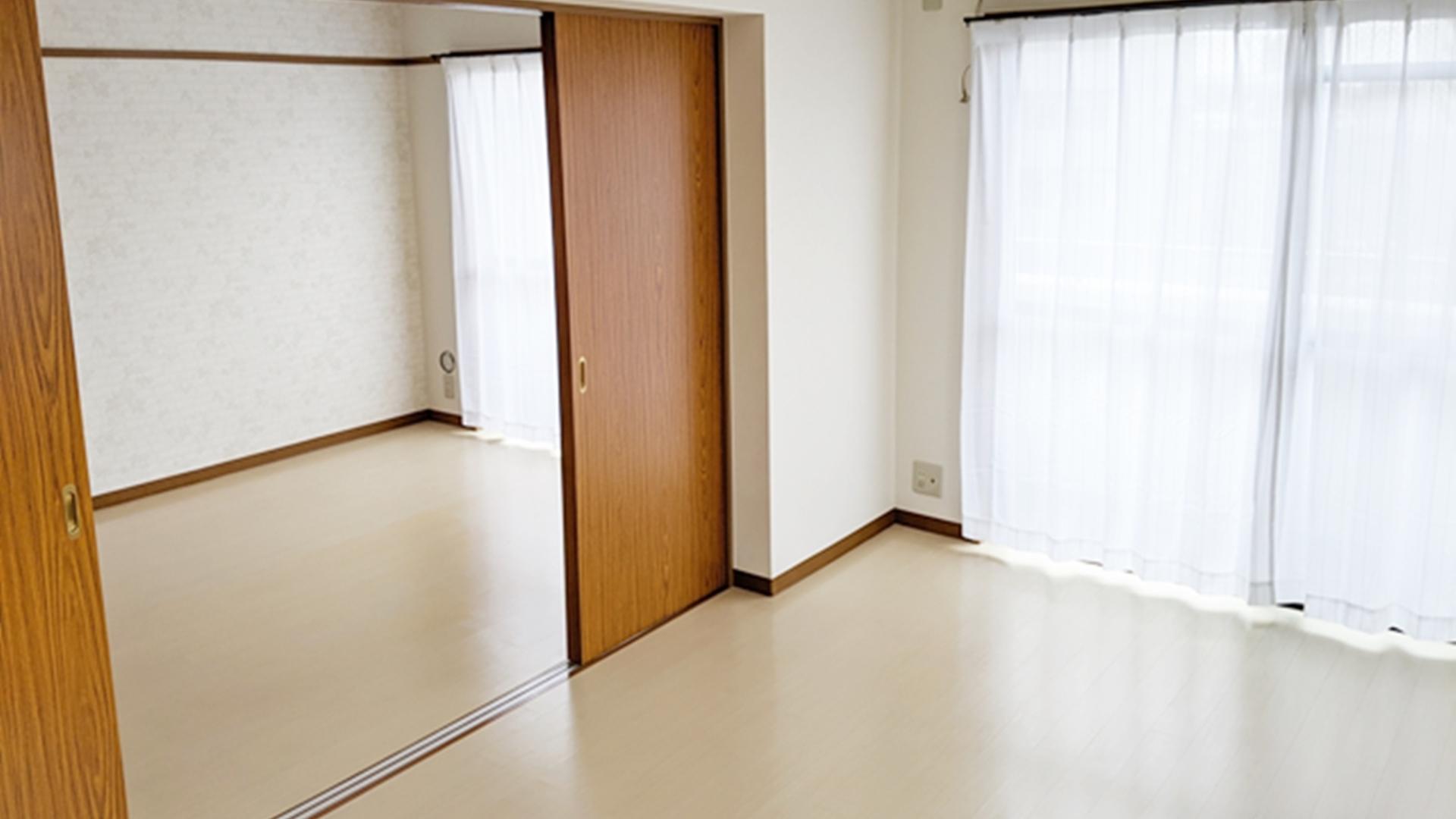 洋室7帖 2部屋