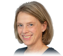 Foto: Die Physiotherapeutin Kerstin Kuphaldt, PTS Kinderphysiotherapie in Hamburg Schenefeld