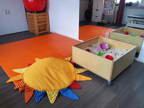 PTS Physiotherapie Schenefeld GmbH | Der Bereich Kinderphysiotherapie