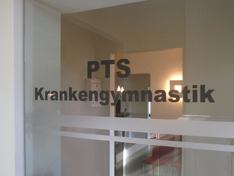 PTS Physiotherapie Schenefeld GmbH | Der Eingang