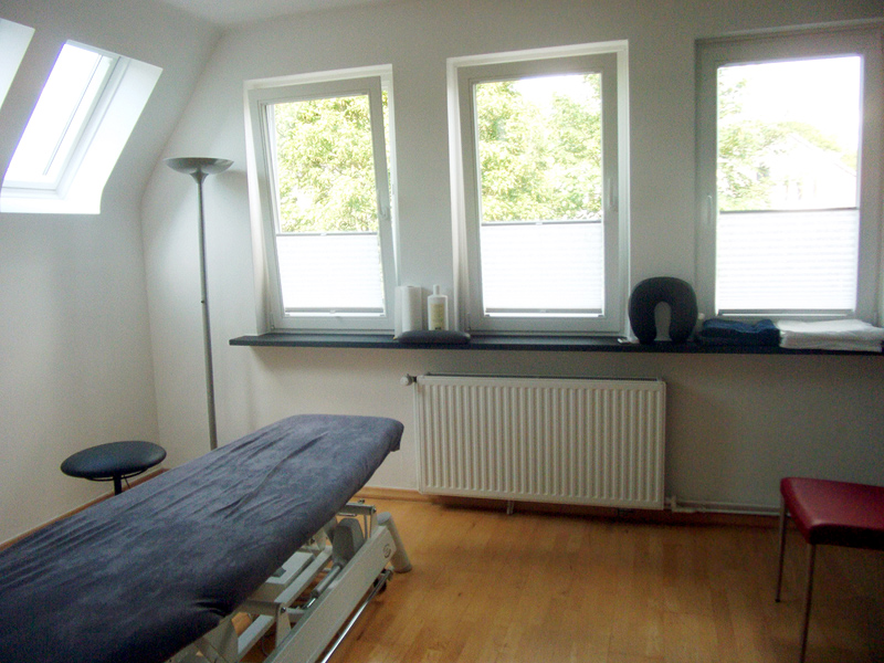 Therapiebereich: Physiotherapie / Kinderphysiotherapie