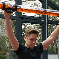 """Foto: """"Physiotherapie für Jugendliche"""" - PTS Physiotherapie Hamburg Schenefeld"""