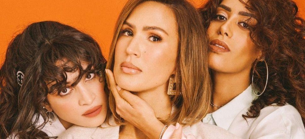 """""""Sorore"""" : Amel Bent, Vitaa et Camélia Jordana annoncent la sortie d'un album commun"""