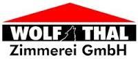 Logo Zimmerei Wolfthal