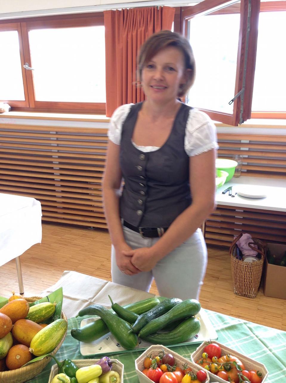 Elisabeth Schmidthalers Arbeit vom Windpark trägt wunderbare Früchte