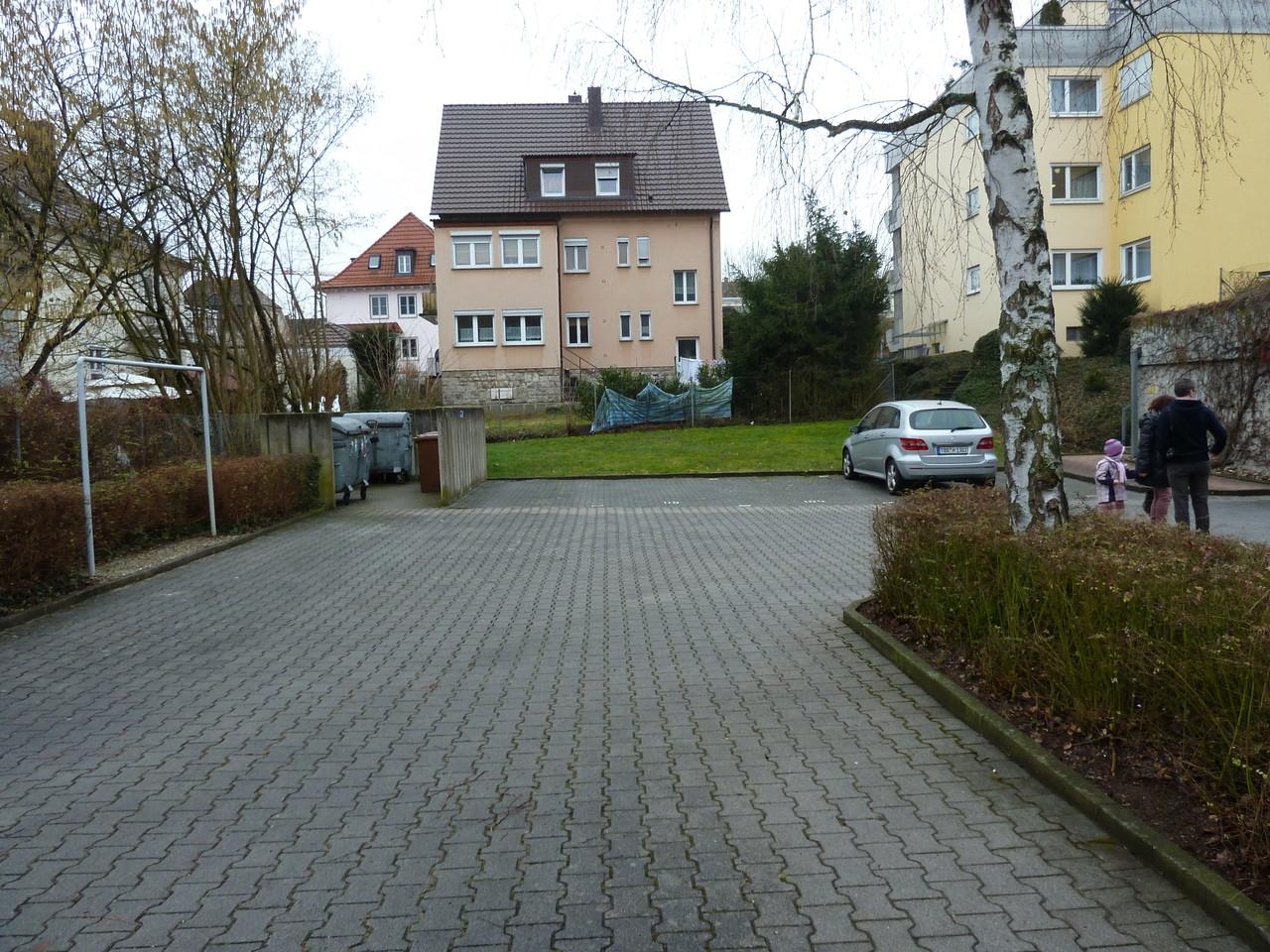 Anwohner Parkplätze